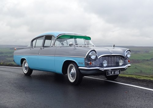 1960 VAUXHALL VELOX. STUNNING.SHOW WINNER.  For Sale (picture 2 of 6)