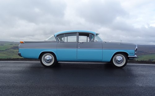 1960 VAUXHALL VELOX. STUNNING.SHOW WINNER.  For Sale (picture 3 of 6)
