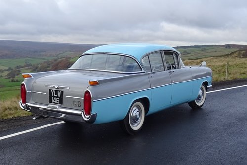1960 VAUXHALL VELOX. STUNNING.SHOW WINNER.  For Sale (picture 4 of 6)