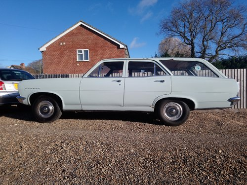 1967 Vauxhall Cresta PC Estate extremely rare SOLD (picture 2 of 3)