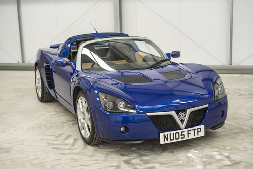 2005 Vauxhall VX220 Turbo - 17000 miles SOLD (picture 1 of 6)