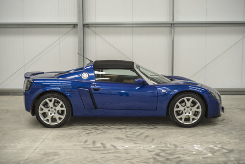 2005 Vauxhall VX220 Turbo - 17000 miles SOLD (picture 2 of 6)