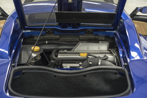 2005 Vauxhall VX220 Turbo - 17000 miles SOLD (picture 4 of 6)