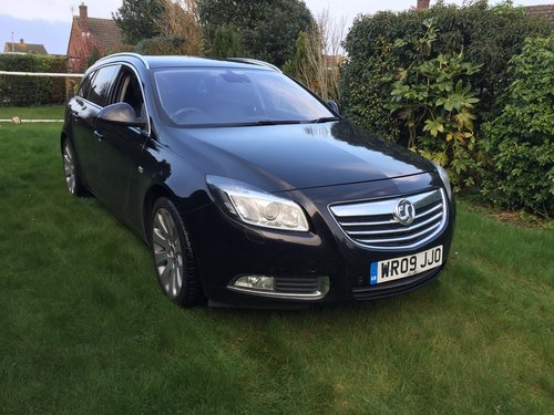 2009 Vauxhall Insignia Elite 2.0 CDTi Estate 6-Speed  For Sale (picture 1 of 6)