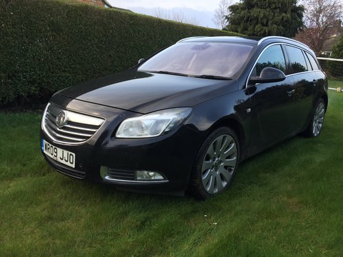 2009 Vauxhall Insignia Elite 2.0 CDTi Estate 6-Speed  For Sale (picture 2 of 6)