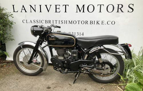 VELOCETTE VENOM 1958 Built for Barry Sheene by his mechanic. For Sale (picture 1 of 6)