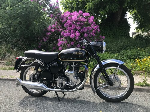 VELOCETTE VENOM 1958 Built for Barry Sheene by his mechanic. For Sale (picture 2 of 6)
