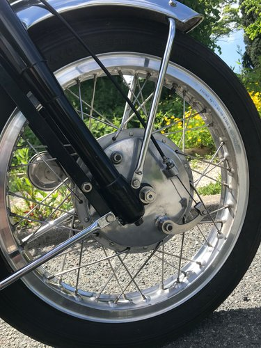 VELOCETTE VENOM 1958 Built for Barry Sheene by his mechanic. For Sale (picture 5 of 6)