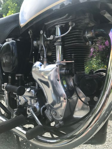 VELOCETTE VENOM 1958 Built for Barry Sheene by his mechanic. For Sale (picture 6 of 6)