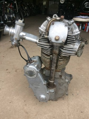 Velocette KSS Engine Number KSS 11259 SOLD (picture 1 of 1)