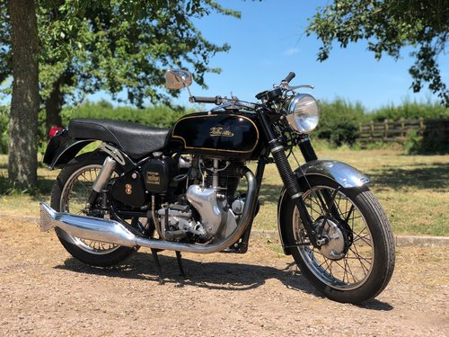 Velocette MSS 1955 500cc SOLD (picture 1 of 6)