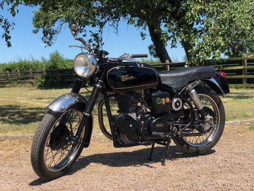 Velocette MSS 1955 500cc SOLD (picture 2 of 6)