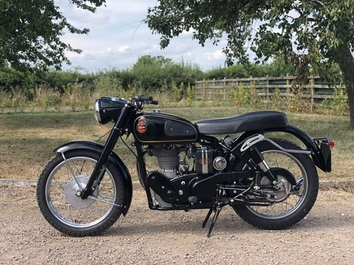 Velocette MSS 1960 500cc. Totally Restored SOLD (picture 4 of 6)