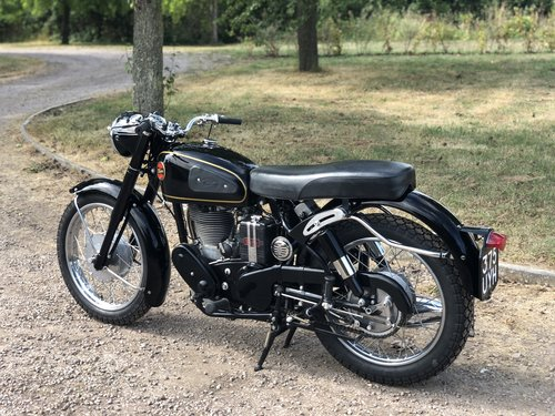 Velocette MSS 1960 500cc. Totally Restored SOLD (picture 6 of 6)