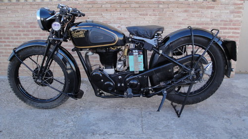 1935 VELOCETTE MSS 500cc OHV . FIRST SERIES For Sale (picture 2 of 6)