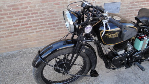 1935 VELOCETTE MSS 500cc OHV . FIRST SERIES For Sale (picture 6 of 6)