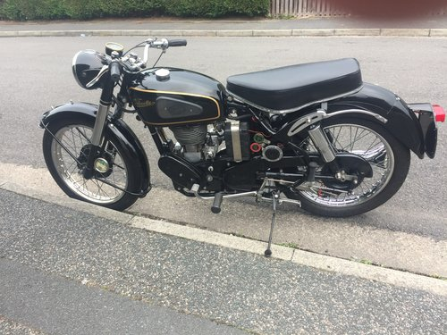 velocette mac 1954 mint may swop  px SOLD (picture 2 of 6)