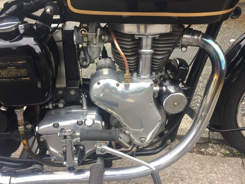 velocette mac 1954 mint may swop  px SOLD (picture 4 of 6)