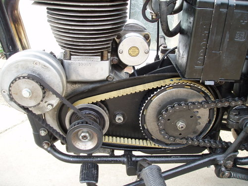 Velocette MSS 500 1954 SOLD (picture 6 of 6)