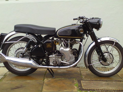 1960 VELOCETTE VIPER SOLD (picture 1 of 6)