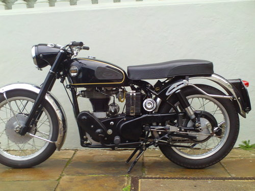 1960 VELOCETTE VIPER SOLD (picture 3 of 6)
