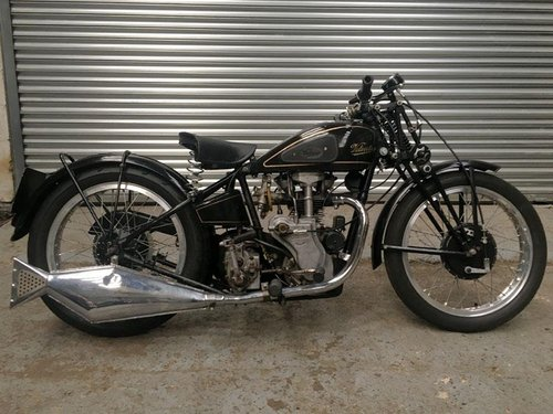 VELOCETTE MOV 1938. TT IN USE For Sale (picture 1 of 6)