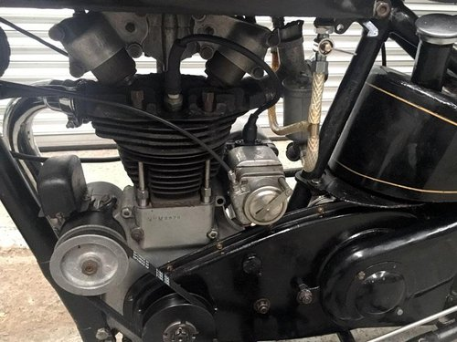 VELOCETTE MOV 1938. TT IN USE For Sale (picture 4 of 6)