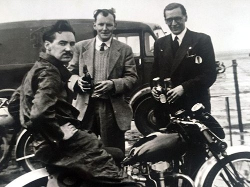 VELOCETTE MOV 1938. TT IN USE For Sale (picture 6 of 6)