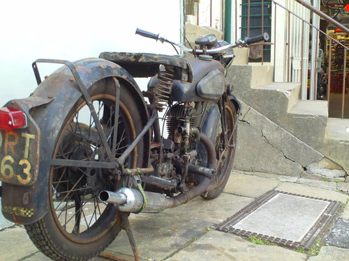 1938 VELOCETTE GTP  SOLD (picture 2 of 6)