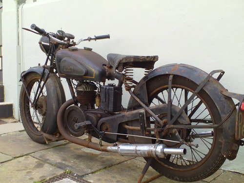 1938 VELOCETTE GTP  SOLD (picture 4 of 6)