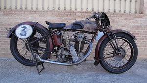VELOCETTE KN 350cc OHC RACER YEAR 1929 For Sale