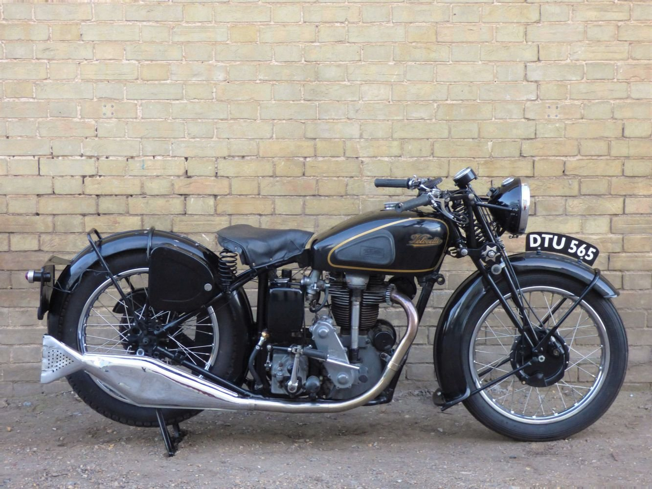 1937 Velocette KTS 350cc SOLD (picture 1 of 6)