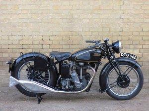 1937 Velocette KTS 350cc SOLD