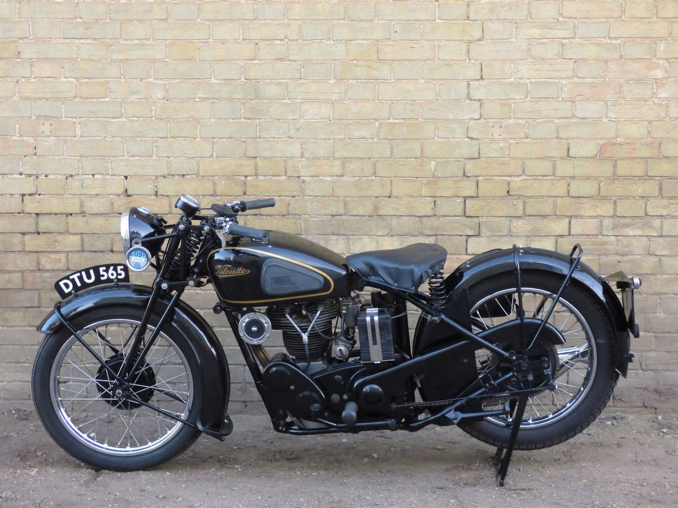 1937 Velocette KTS 350cc SOLD (picture 2 of 6)