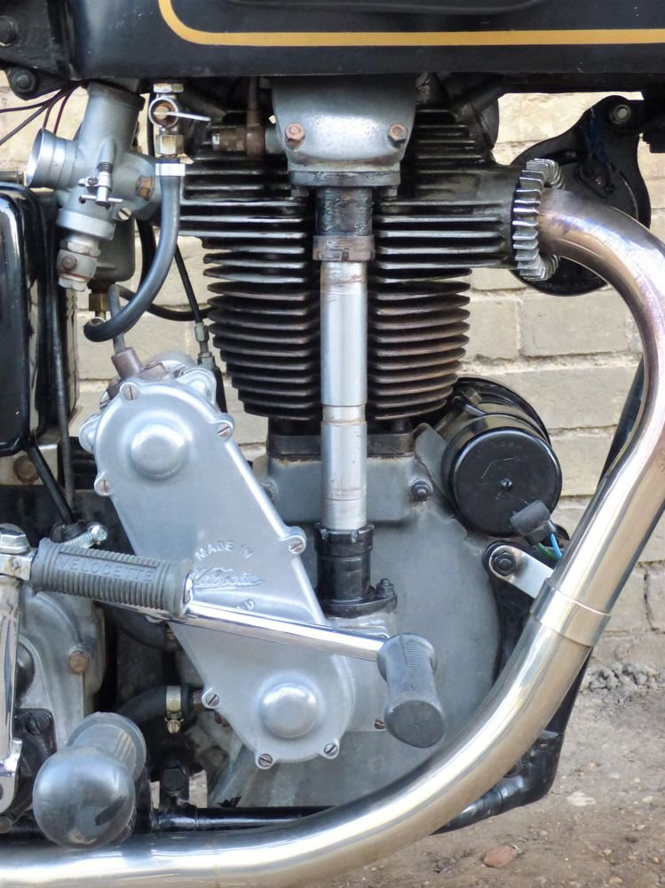 1937 Velocette KTS 350cc SOLD (picture 3 of 6)