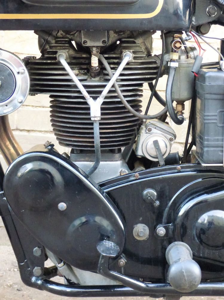 1937 Velocette KTS 350cc SOLD (picture 4 of 6)