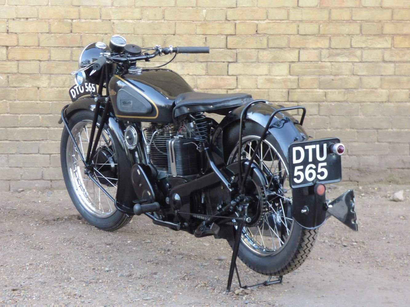 1937 Velocette KTS 350cc SOLD (picture 5 of 6)
