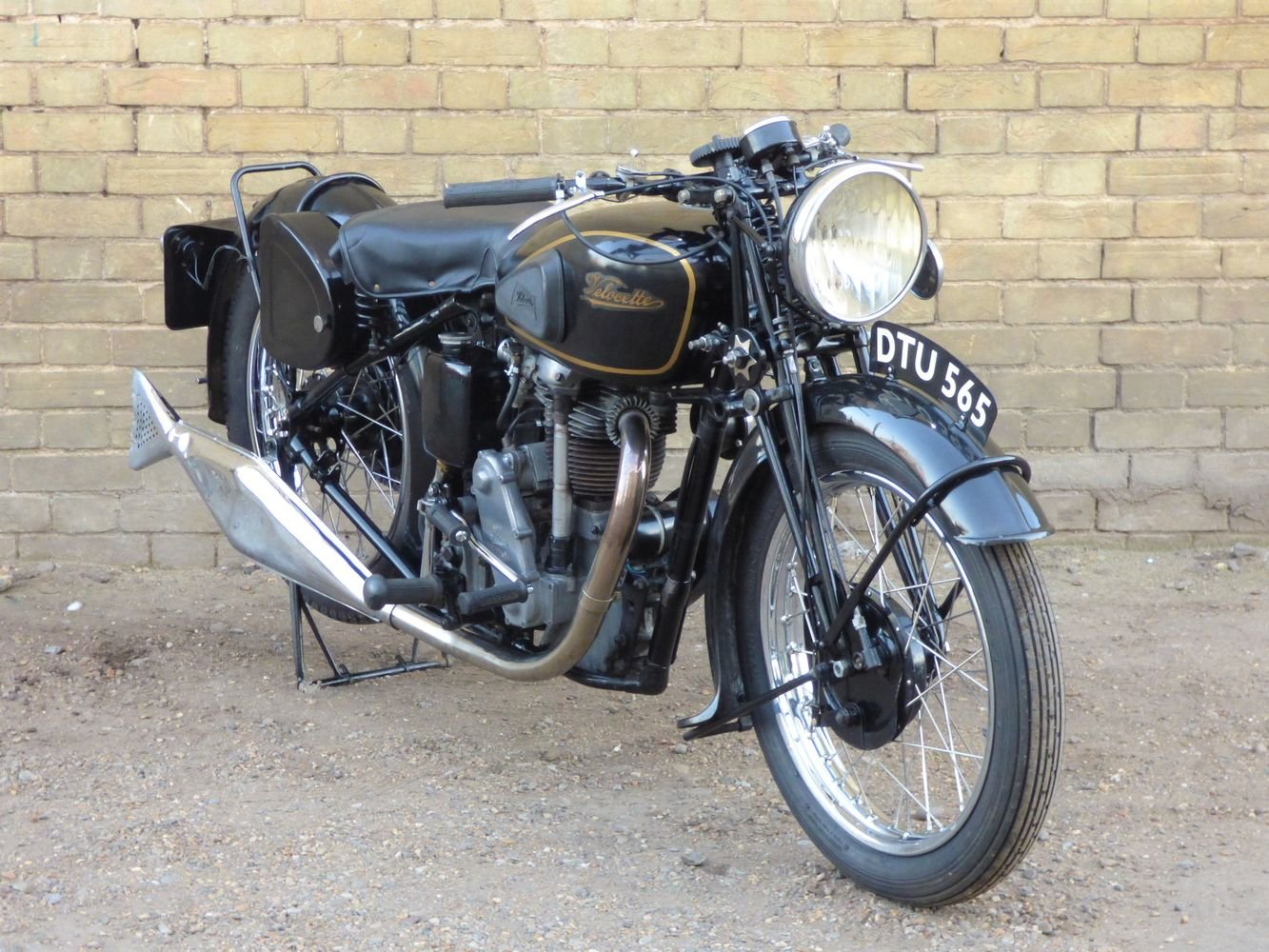 1937 Velocette KTS 350cc SOLD (picture 6 of 6)