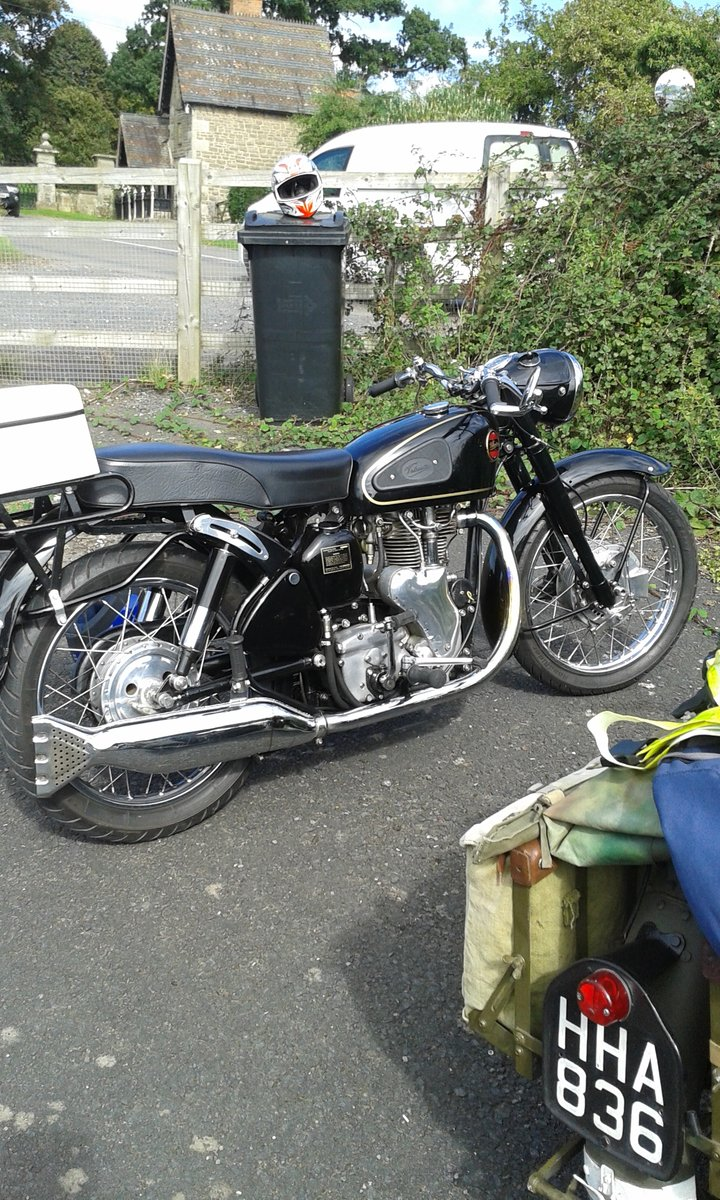 1958 Velocette venom SOLD (picture 1 of 4)