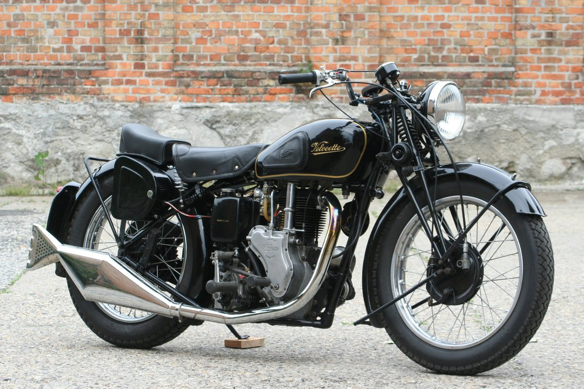 Velocette MSS 500cc OHV 1947 For Sale (picture 3 of 6)