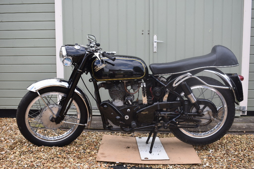 A 1961 Velocette Venom - 01/06/2019 For Sale by Auction (picture 1 of 6)
