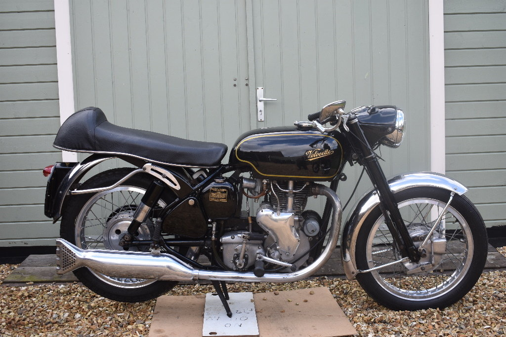 A 1961 Velocette Venom - 01/06/2019 For Sale by Auction (picture 2 of 6)