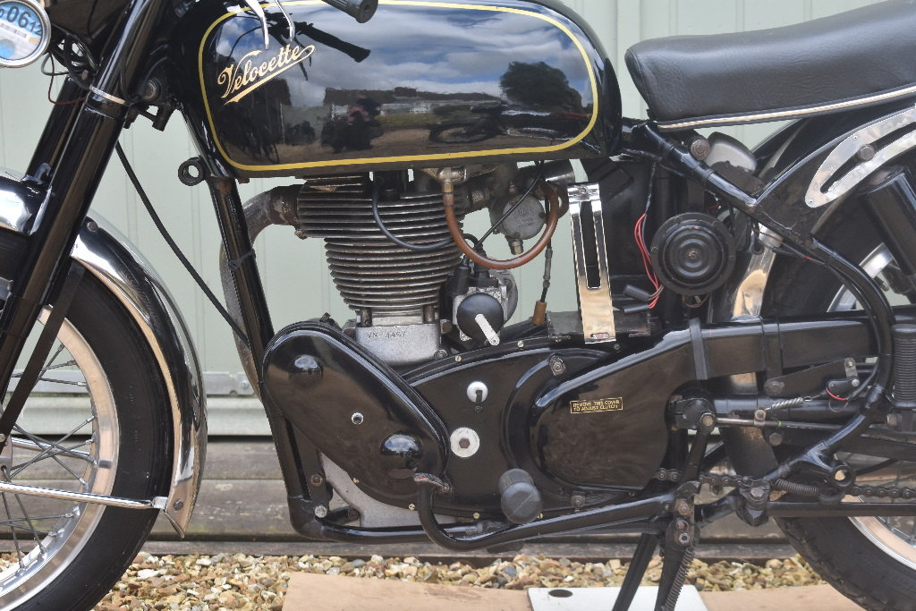 A 1961 Velocette Venom - 01/06/2019 For Sale by Auction (picture 3 of 6)
