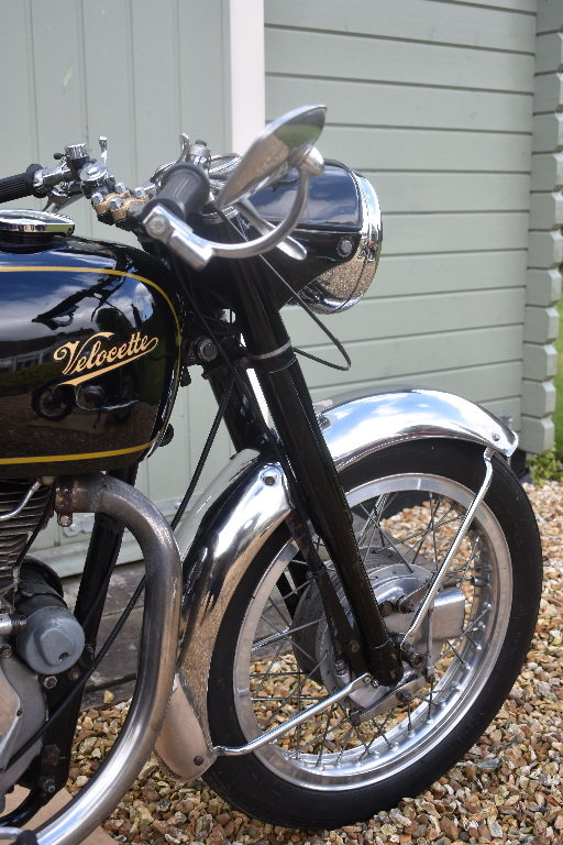 A 1961 Velocette Venom - 01/06/2019 For Sale by Auction (picture 5 of 6)