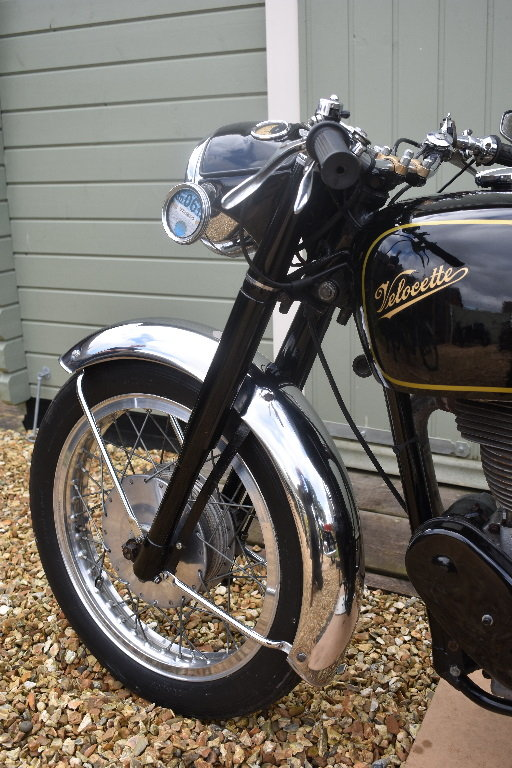 A 1961 Velocette Venom - 01/06/2019 For Sale by Auction (picture 6 of 6)