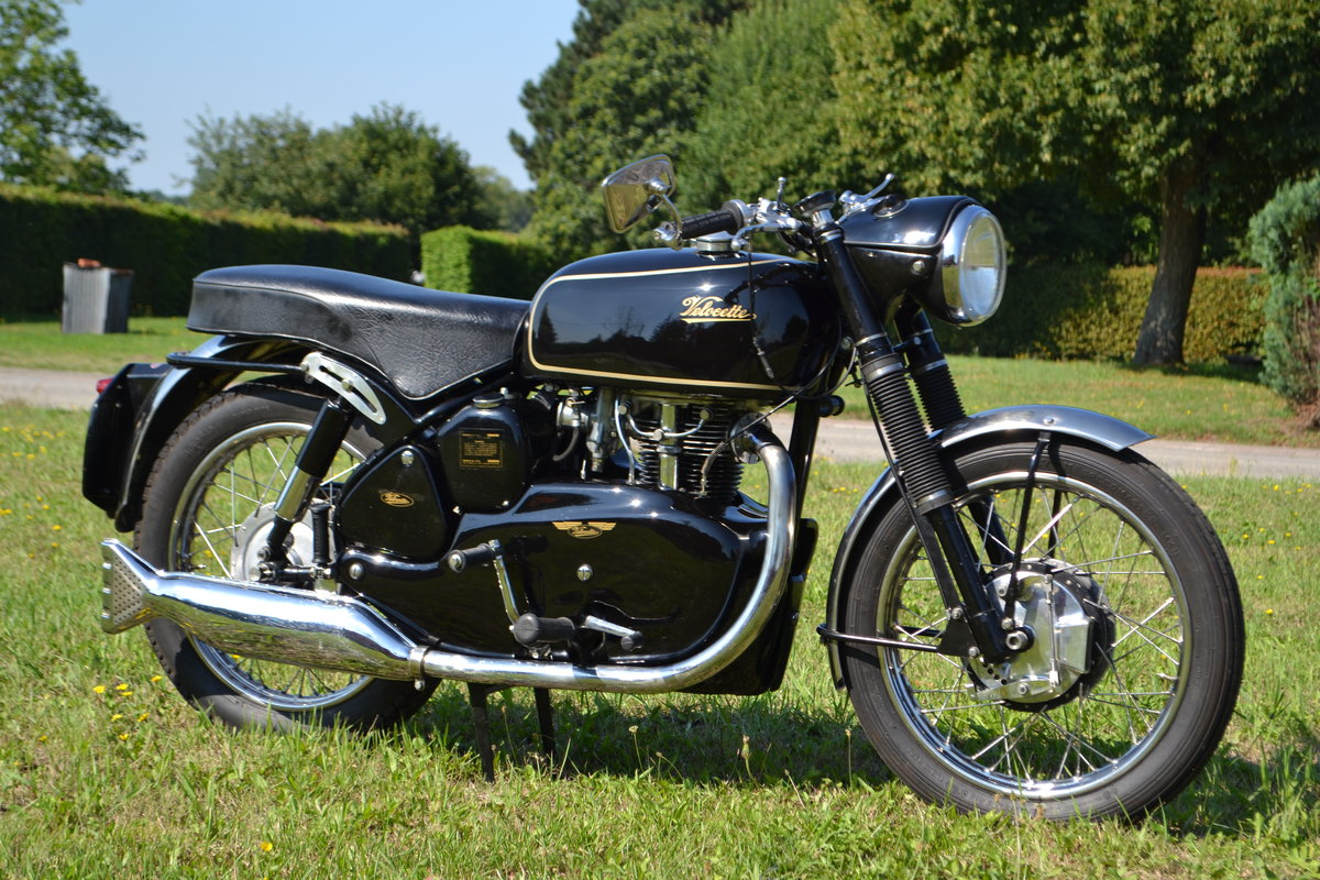 1956 VELOCETTE 500 ohv For Sale (picture 1 of 6)