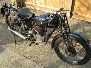 Classic Vintage Velocette 1929 Model U 250cc