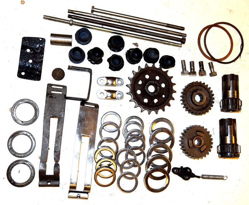 1961 Velosette parts For Sale (picture 3 of 6)