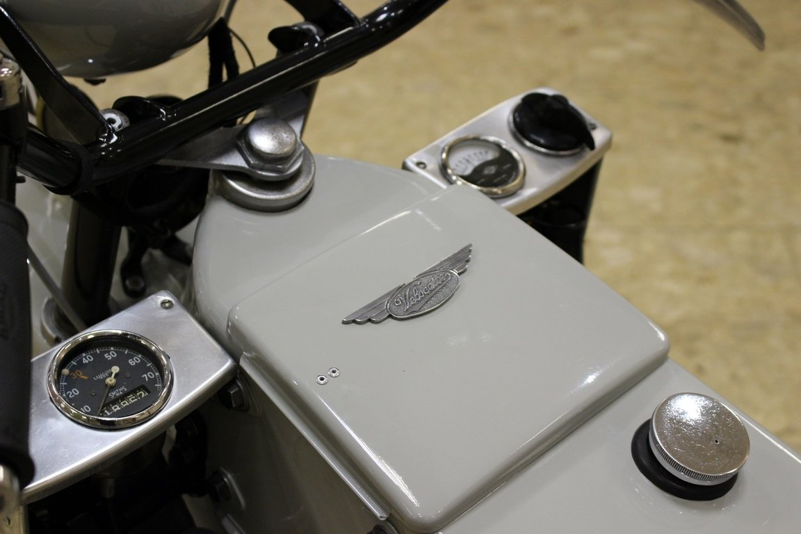1952 Velocette LE 200 Mk II - Fully Restored | History File  For Sale (picture 4 of 6)