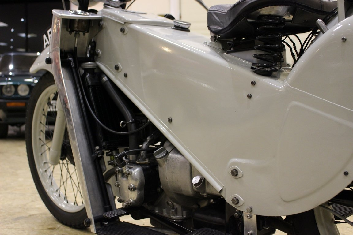 1952 Velocette LE 200 Mk II - Fully Restored For Sale (picture 5 of 6)